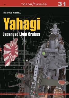 Yahagi. Japanese Light Cruiser 1942-1945