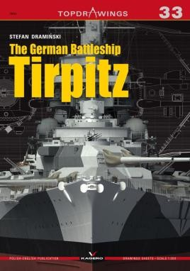 The German Battleship Tirpitz