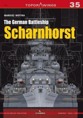 The German Battleship Sharnhorst