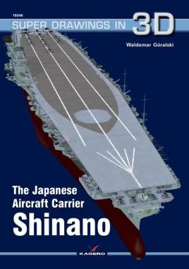 The Japanese Carrier Shinano