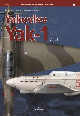Yak-1 vol. I