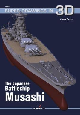 The Japanese Battleship Musashi