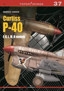 Curtiss P-40, F,K,L,M,N models