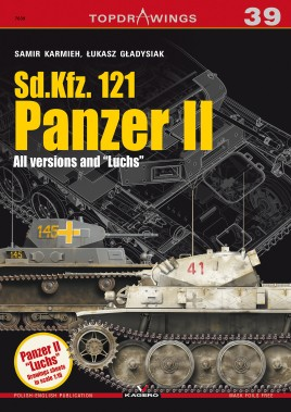 "Sd.Kfz. 121 Panzer II. All versions ""Luchs"""