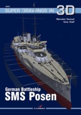 German Battleship SMS Posen