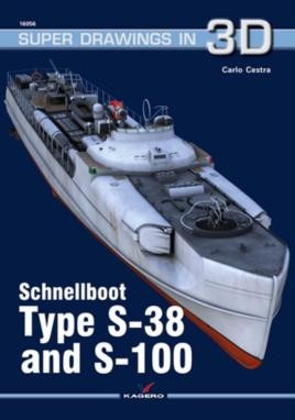 Schnellboot. Type S-38  and S-100