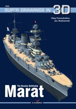 The Russian Battleship Marat