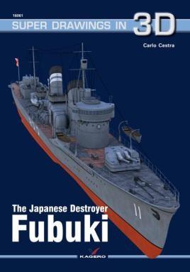 The Japanese Destroyer Fubuki