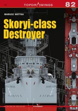 Skoryi-class Destroyer