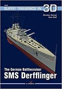 The German Battlecruiser SMS Derfflinger