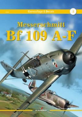 Messerschmitt Bf 109 A-F