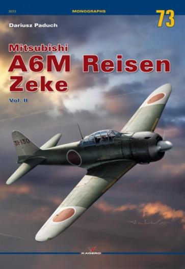 Mitsubishi A6M Reisen Zeke, Vol. 2