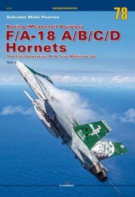 Boeing (Mcdonnell Douglas) F/A-18 A/B/C/D Hornets