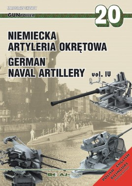 German Naval Artillery vol. IV