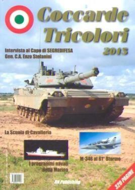 Coccarde Tricolori 2015