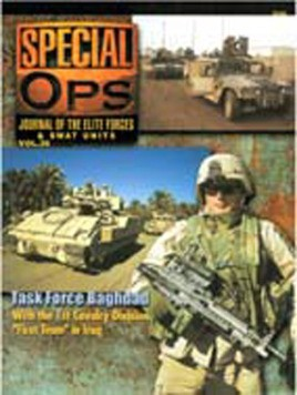 5536 Special Ops: Jounal Of The Elite Forces And Swat Units Vol. 36