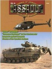 7816: Assault: Journal Of Armored And Heliborne Warfare, Vol. 16