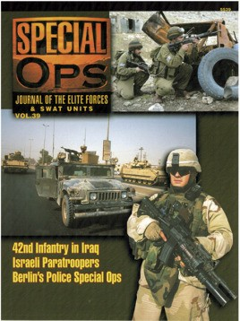 5539: Special Ops: Journal Of The Elite Forces Vol 39