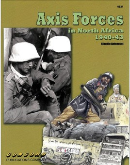 6521 Axis Forces In North Africa 1940-43