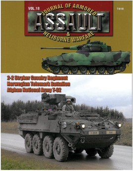 7818: Assault: Journal Of Armored & Heliborne Warfare Vol. 18