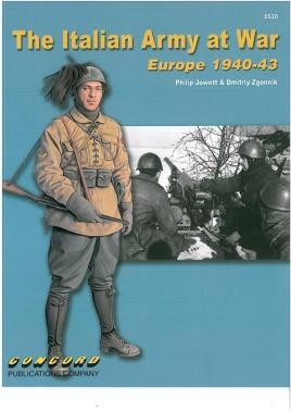 6520: Italian Army At War 1940-1943