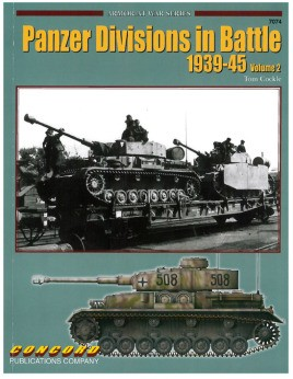 Panzer Divisions in Battle 1939-45