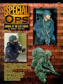 5503: Special Ops: Journal Of The Elite Forces And Swat Units (3)