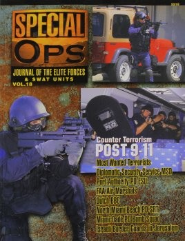 5518: Special Ops: Journal Of The Elite Forces And Swat Units (18)