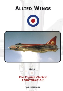 The English Electric Lightning F.1