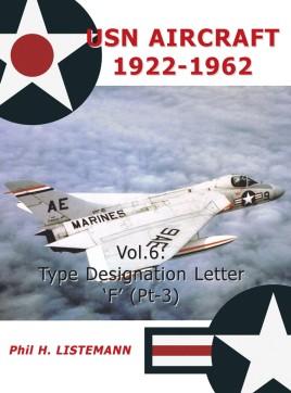USN Aircraft 1922-1962. Volume 6