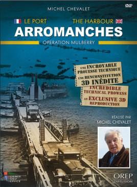 The Arromanches Harbour