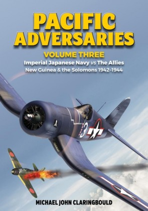Pacific Adversaries - Volume Three