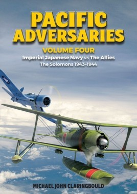 Pacific Adversaries - Volume Four