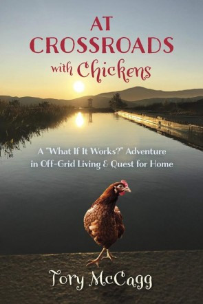 Crossroads with Chickens