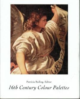 16th Century Colour Palettes