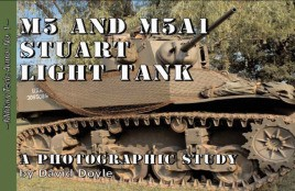 M5 And M5A1 Stuart Light Tank