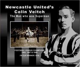 Newcastle United's Colin Veitch