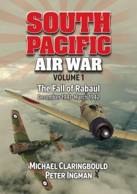 South Pacific Air War Volume 1