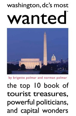Washington Dc's Most Wanted™