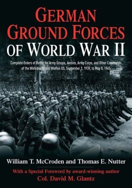 German Ground Forces of World War II
