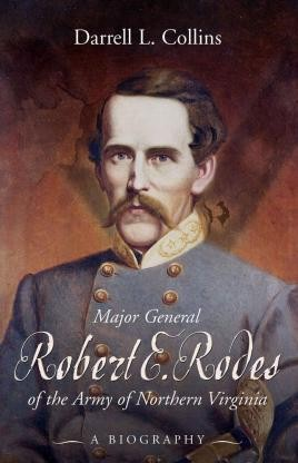 Major General Robert E. Rodes of the Army of Northern Virginia