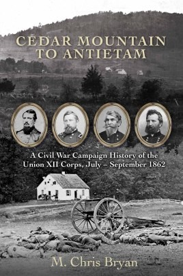 Cedar Mountain to Antietam