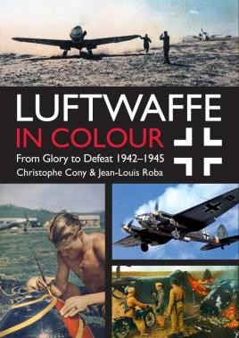 Luftwaffe in Colour Volume 2