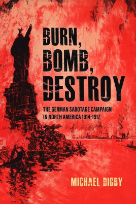 Burn, Bomb, Destroy