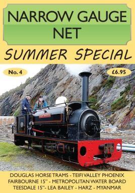 Narrow Gauge Net Summer Special No. 4