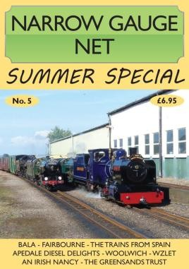 Narrow Gauge Net Summer Special No. 5
