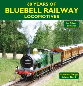 60 Years of Bluebell Railway Locomotives