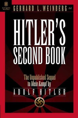 Hitler's Second Book