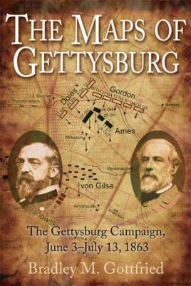 The Maps Of Gettysburg