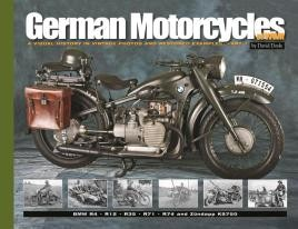 German Motorcycles of WWII